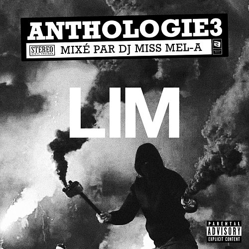 Anthologie, Vol. 3 (Mixé par DJ Miss Mel-A) by Various Artists
