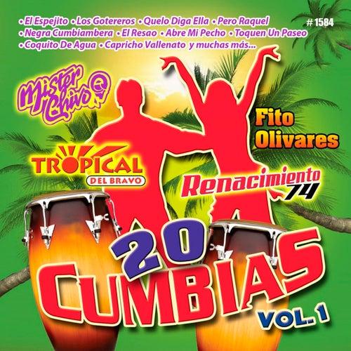 20 Cumbias, Vol. 1 by Various Artists