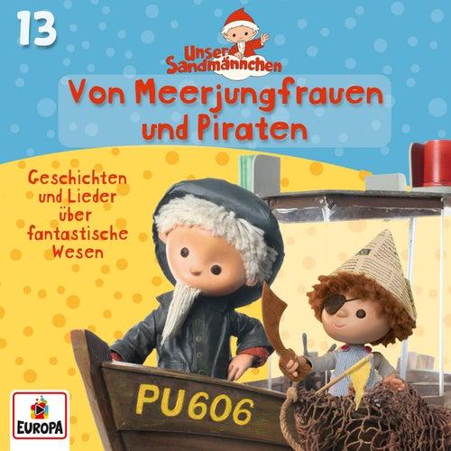 013/Von Meerjungfrauen und Piraten von Unser Sandmännchen