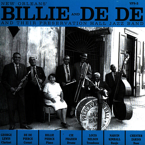 New Orleans' Billie and De De and Their Preservation Hall Jazz Band by Preservation Hall Jazz Band