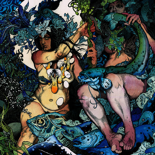 Blue Record by Baroness
