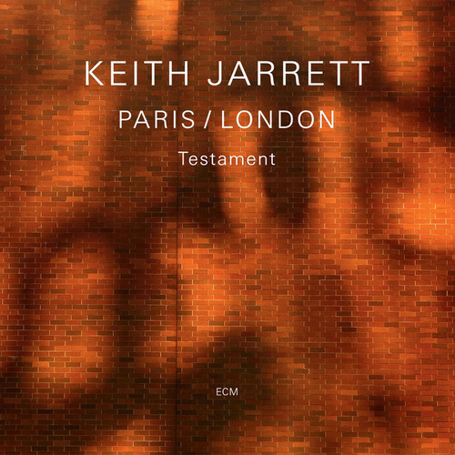 Paris / London (Testament) by Keith Jarrett