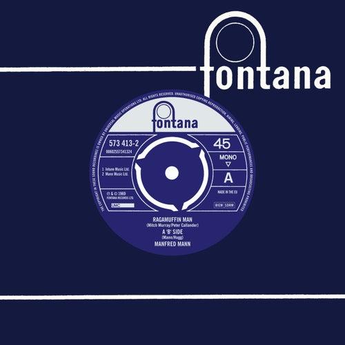 Ragamuffin Man / A 'B' Side by Manfred Mann