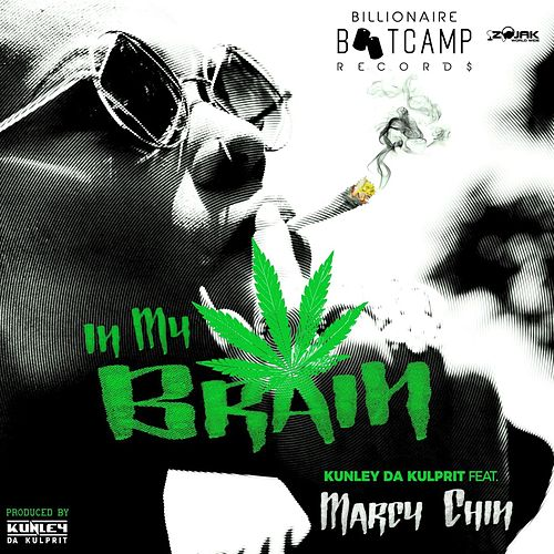 In My Brain (Feat. Marcy Chin) - Single by Kunley Da Kulprit