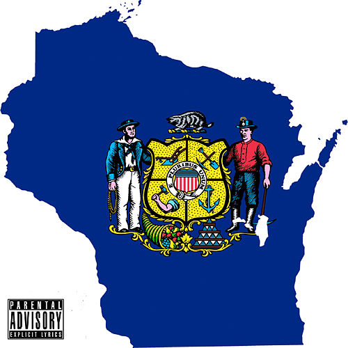 State Flagz (The Wisconsin Disc) de Mr. Sawed-Off