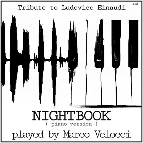 Nightbook (Piano Version) by Marco Velocci