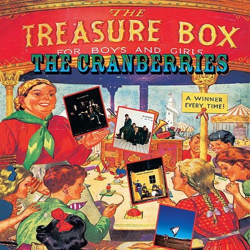 XXTreasure Box : The Complete Sessions 1991-99 von The Cranberries
