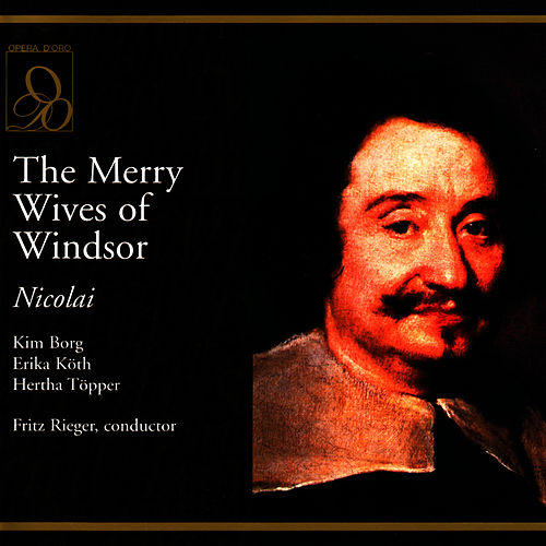 The Merry Wives of Windsor by Bavarian Radio Symphony Orchestra