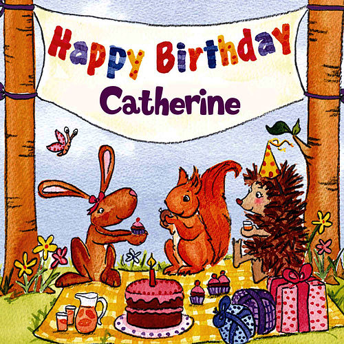 Happy Birthday Catherine von The Birthday Bunch