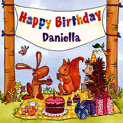 Happy Birthday Daniella von The Birthday Bunch