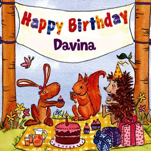 Happy Birthday Davina von The Birthday Bunch