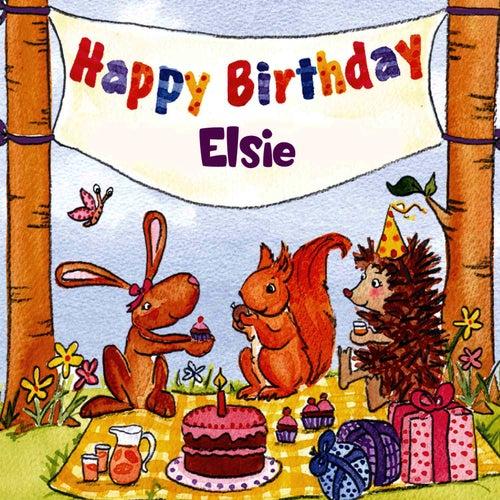 Happy Birthday Elsie von The Birthday Bunch