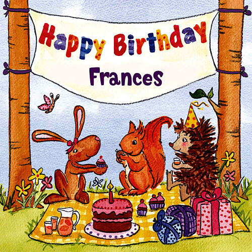 Happy Birthday Frances von The Birthday Bunch