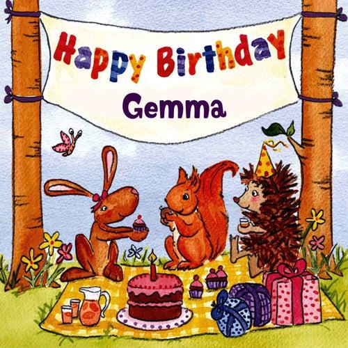 Happy Birthday Gemma von The Birthday Bunch