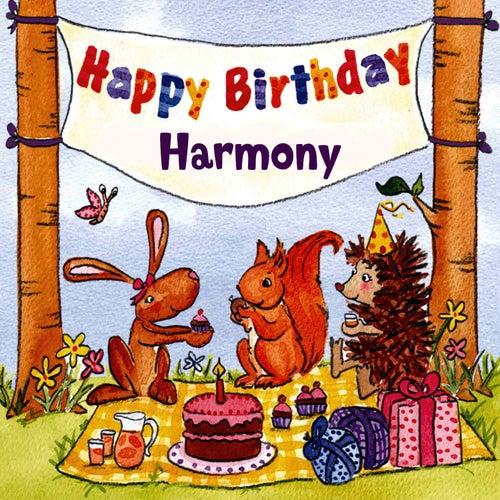 Happy Birthday Harmony von The Birthday Bunch