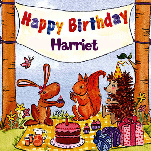 Happy Birthday Harriot von The Birthday Bunch