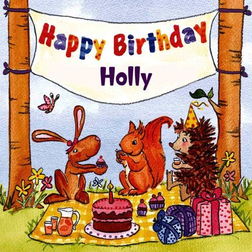 Happy Birthday Holly von The Birthday Bunch