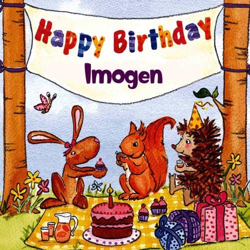 Happy Birthday Imogen von The Birthday Bunch
