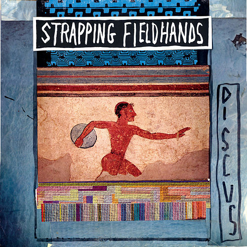 Discus de Strapping Fieldhands