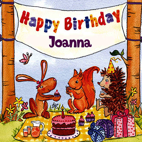 Happy Birthday Joanna von The Birthday Bunch