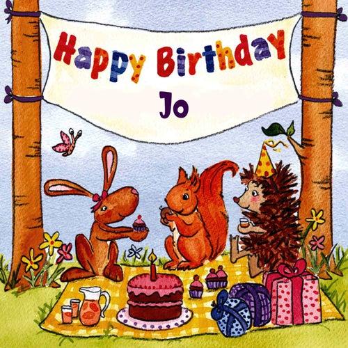 Happy Birthday Jo von The Birthday Bunch