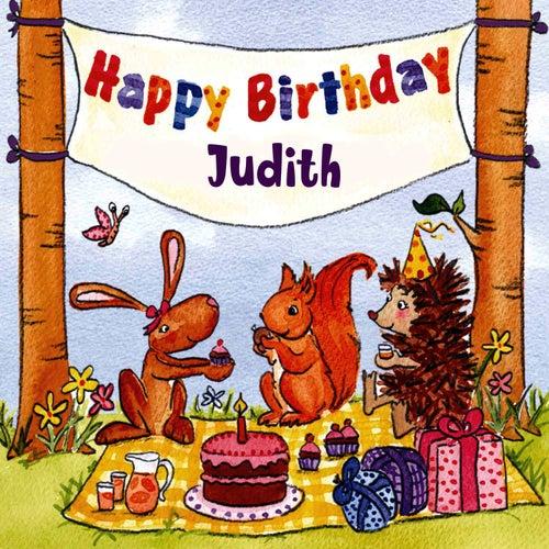Happy Birthday Judith von The Birthday Bunch