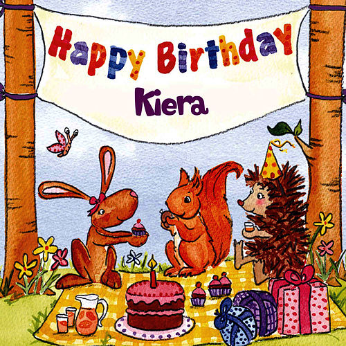 Happy Birthday Kiera von The Birthday Bunch