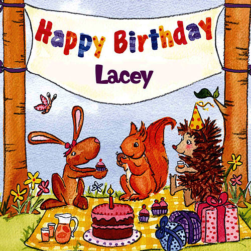 Happy Birthday Lacie von The Birthday Bunch