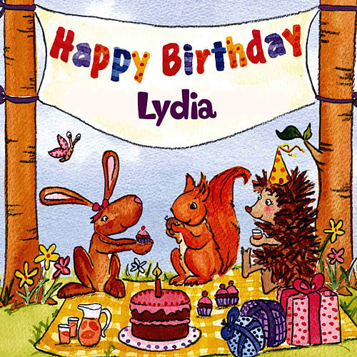 Happy Birthday Lydia von The Birthday Bunch