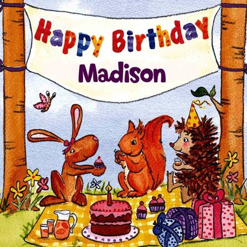 Happy Birthday Madison von The Birthday Bunch