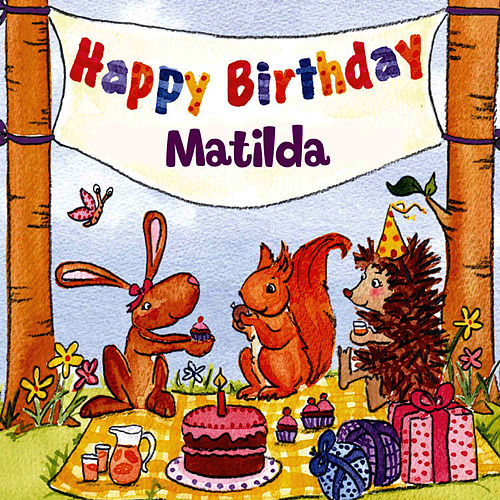 Happy Birthday Matilda von The Birthday Bunch