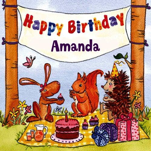 Happy Birthday Amanda von The Birthday Bunch