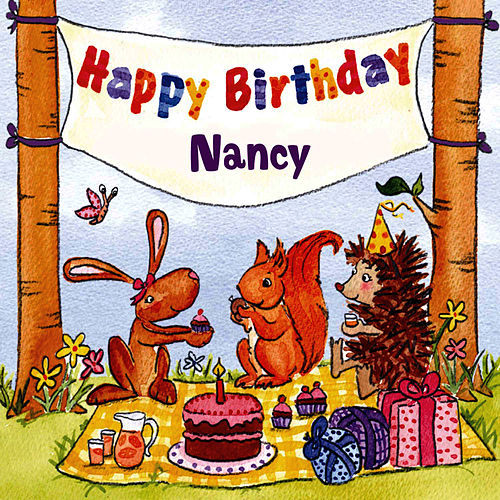 Happy Birthday Nancy von The Birthday Bunch