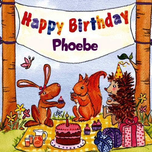 Happy Birthday Phoebe von The Birthday Bunch