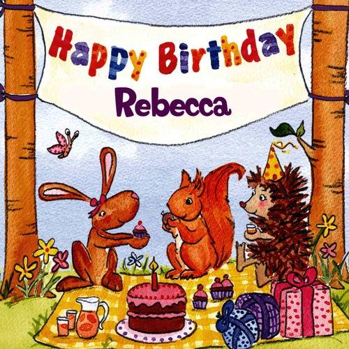 Happy Birthday Rebecca von The Birthday Bunch