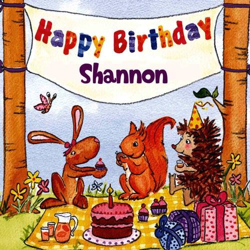 Happy Birthday Shannon von The Birthday Bunch