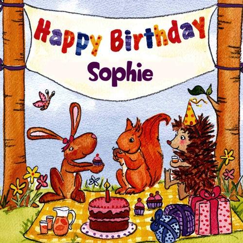 Happy Birthday Sophie von The Birthday Bunch