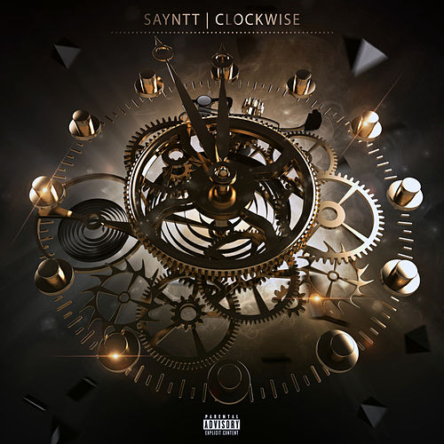 Clockwise by Sayntt