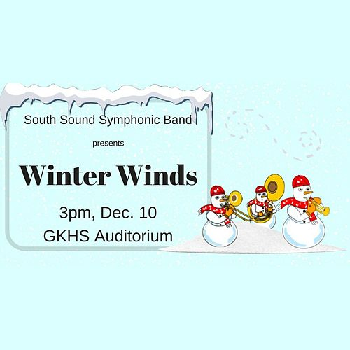 South Sound Symphonic Band Presents: Winter Winds von South Sound Symphonic Band
