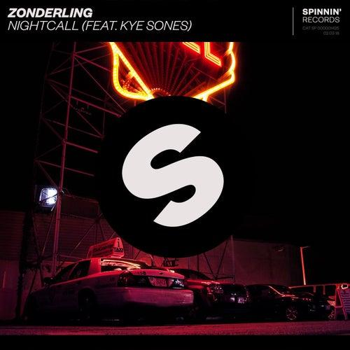 Nightcall (feat. Kye Sones) by Zonderling