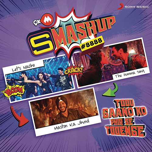 9XM Smashup # 8888 by Various Artists