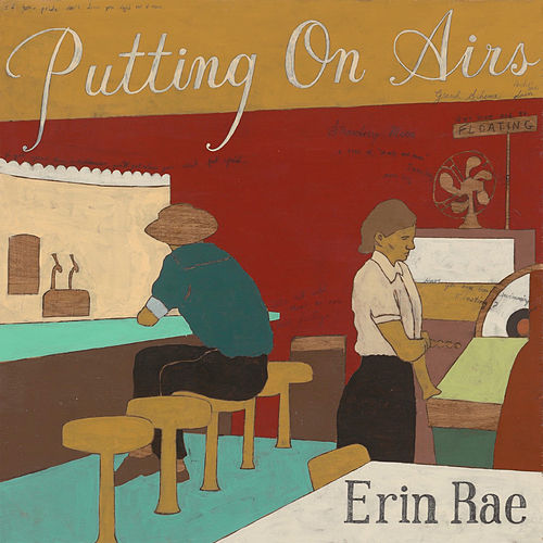 Can't Cut Loose by Erin Rae