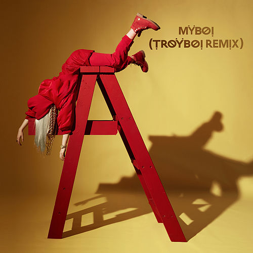 MyBoi (TroyBoi Remix) von Billie Eilish