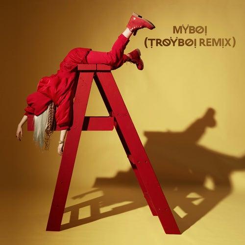 MyBoi (TroyBoi Remix) de Billie Eilish