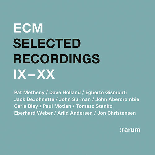 Selected Recordings IX - XX de Various Artists