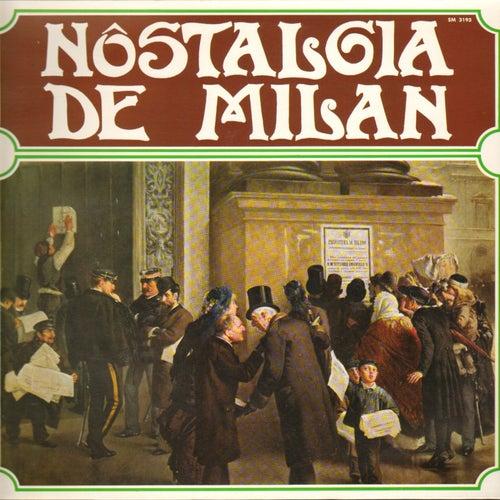 Nostalgia de Milan by Various