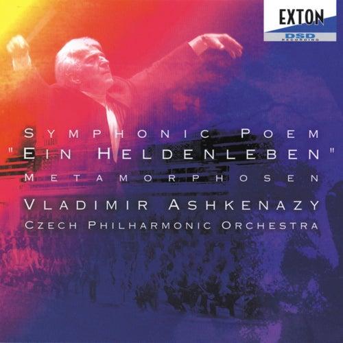 Richard Strauss: Symphonic Poem ''Ein Heldenleben'', Metamorphosen de Czech Philharmonic Orchestra