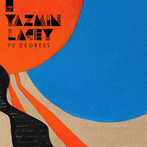 90 Degrees by Yazmin Lacey
