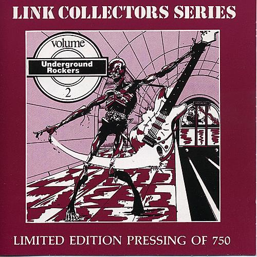 Underground Rockers Volume 2 de Various Artists