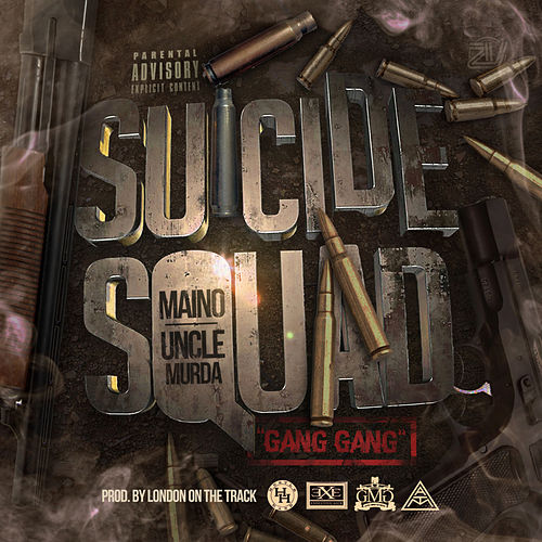 Suicide Squad X Gang Gang von Uncle Murda